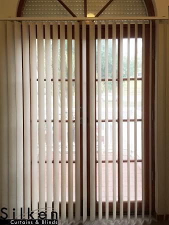Silken Curtains & Blinds | Vertical Blinds | Adelaide